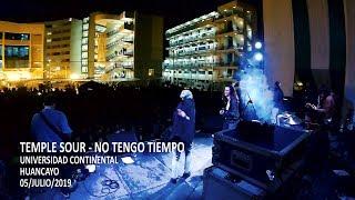 Temple Sour - No Tengo Tiempo (EN VIVO)