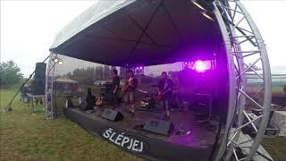 Video Šlépjej - Uhlík, mini rock festival Hostivice