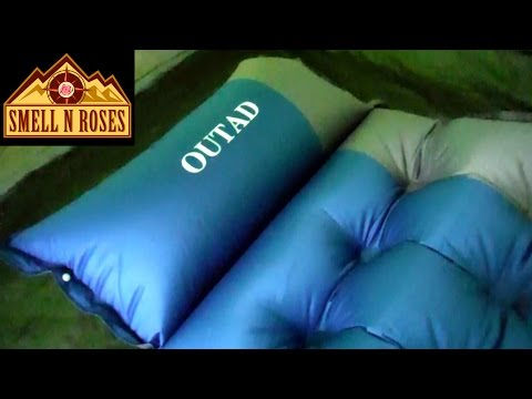 OUTAD Self Inflating Air Mattress with Pillow: REAL REVIEW 5