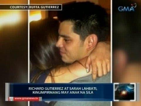 Angel Locsin Meets Ex Richard Gutierrez with Sarah Lahbati