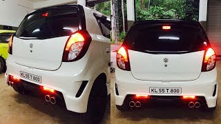 New  Maruti 800 Modified 2018 || Maruti 800 modified (best modifications)  || CAR CARE TIPS ||