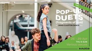 POP UP DUETS (fragments of love) TRAILER