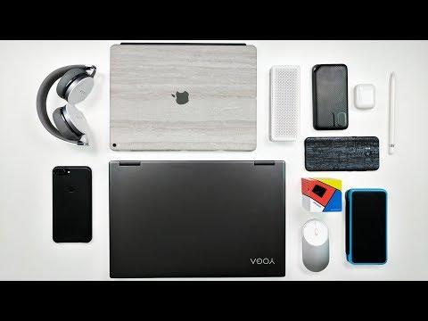 O que LEVO PARA a ESCOLA (Tech Bag 2017)