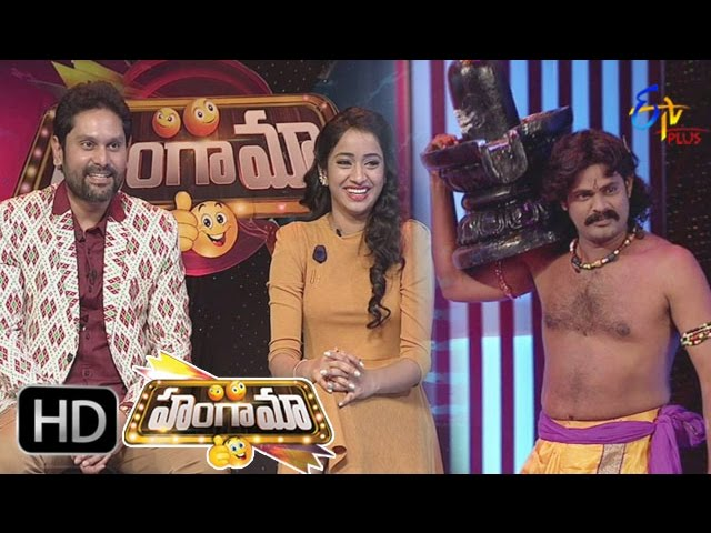 Hungama Comedy Show – 28th February 2017 – Episode 16 | ETV Plus