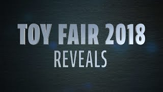 DC Collectibles - Toy Fair Sizzle Reel 2018