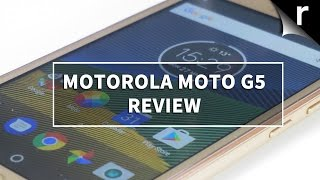 Moto G5 Review: Brilliant budget blower?