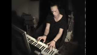 Evergrey - Closure (PIANO COVER)