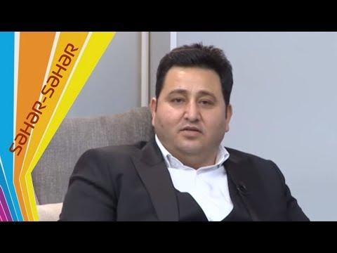Xanim mugenniler evime gelib-gedirler - Elcin - Seher-Seher - ARB TV