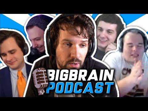 Religion, Politics, Transmedicalism & More  - Destiny on The Big Brain Podcast