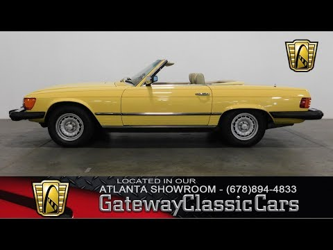 Video of '79 450SL - LLVV