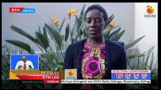 Rosemary Odinga ajiondoa kwenye kinyangányiro cha eneo bunge la Kibra