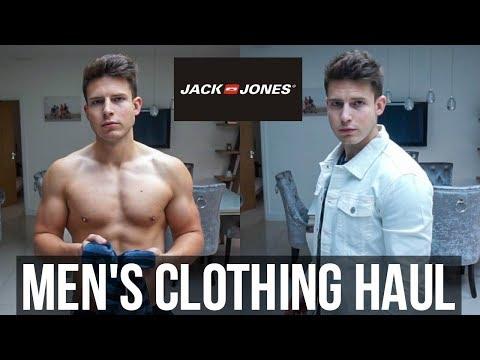Men's Jack & Jones Clothing Haul | Summer 2018
