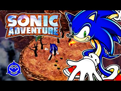 Sonic Adventure - Red Mountain