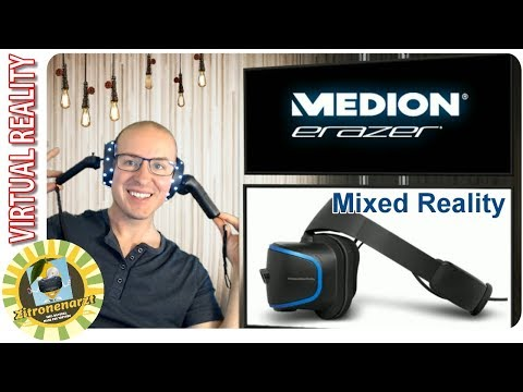 Mixed Reality Medion X1000  [Der Test] [Microsoft Mixed Reality] [Deutsch]