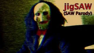 jigSAW Full Movie (Outrageously Funny SAW Parody!) / Coming Soon: jigSAW 2D