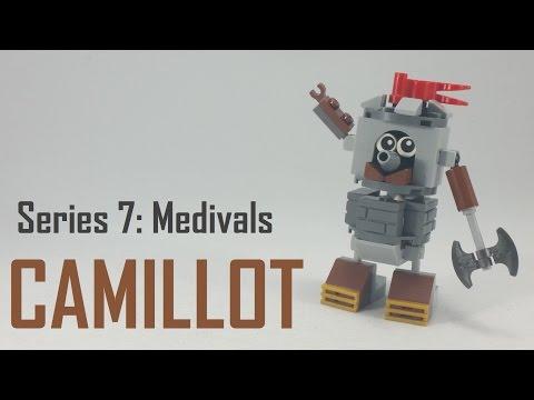 Vidéo LEGO Mixels 41557 : Camillot