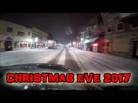 **CHRISTMAS Eve Drive 2017: (Huntington, Indiana)**