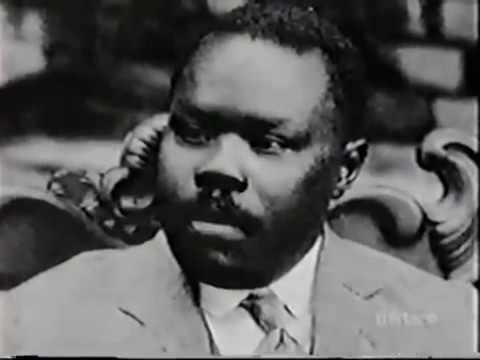 Marcus Garvey - Full Documentary