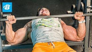Calum von Moger's 20-Minute Chest Blast by Bodybuilding.com