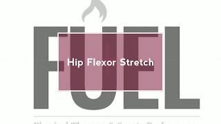 How To Stretch Tight Hip Flexors