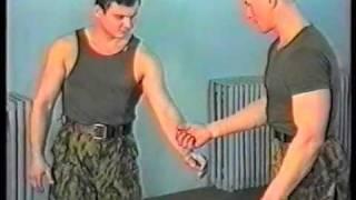 Рукопашный бой ВДВ часть 1