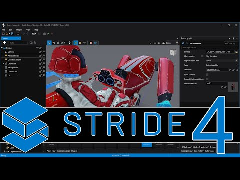 Stride 4 Released