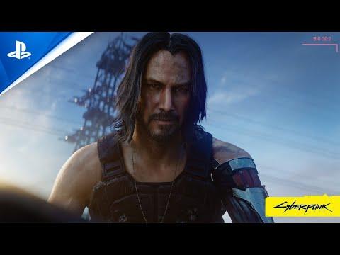 Cyberpunk 2077 | Cinematic Trailer officiel 4K VOSTFR | PS4