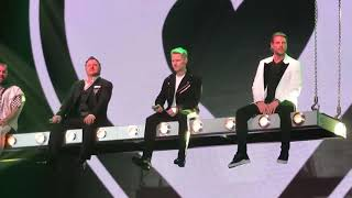 Boyzone - When you say nothing at all @ SSE Arena, Wembley, London