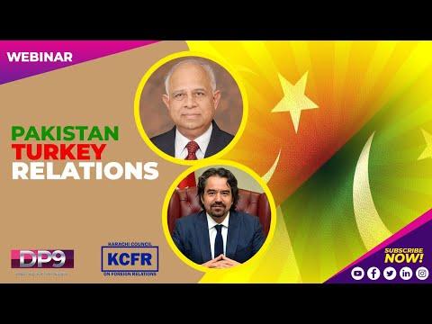 KCFR Webinar on Pak-Turkey Relation moderated by Dr. Huma Baqai on December 18, 2020