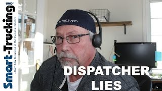 The Most Common Lies Dispatchers Tell Truckers