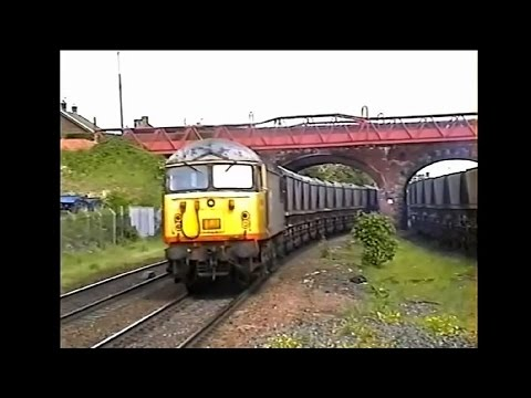 Freight at Buxton, Peak Forest, Healy Mills, Knottingley & C…