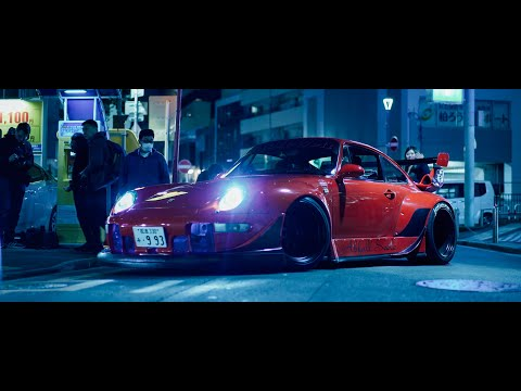 2020 RWB Porsche Tokyo New Years Meet. (Rauh Welt Begriff) | 4K