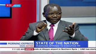 Governor Lonyangapuo: We are staring at hunger because locusts wipe away anything that is green