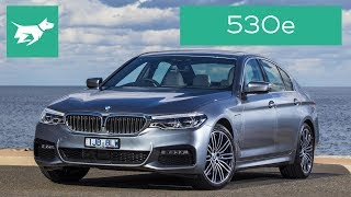2017 BMW 530e Review: G30 5 Series PHEV First Drive