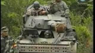 preview picture of video 'combate en el monte 2'