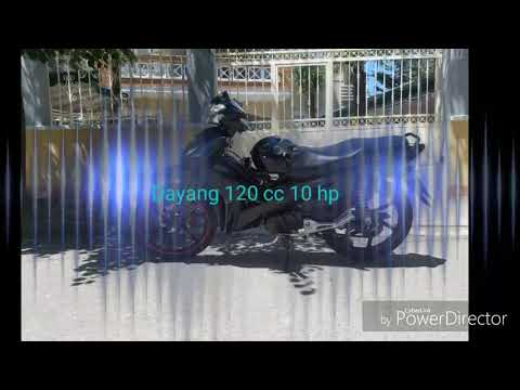 dy125 18-A(Dayang) 120cc 10hp,after 3 years use in perfect condition (part2)