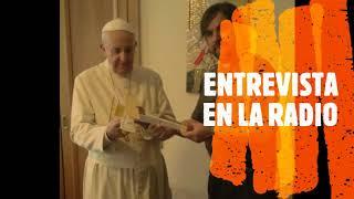 Exclusivo: Entrevista en la Radio Pan y Trabajo  al Padre Pepe junto a Daniel Juarez y Franco Sivila