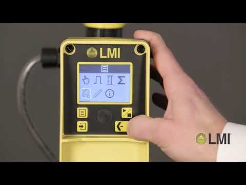 LMI PD Series Metering Pump Introduction