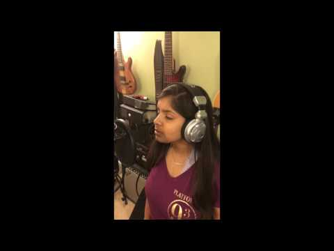 This is a student of mine doing a cover (for educational purposes only) of see you again. She is 14 years old.