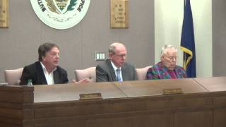 preview picture of video 'Butler County Commissioners Meeting 2 25 15'