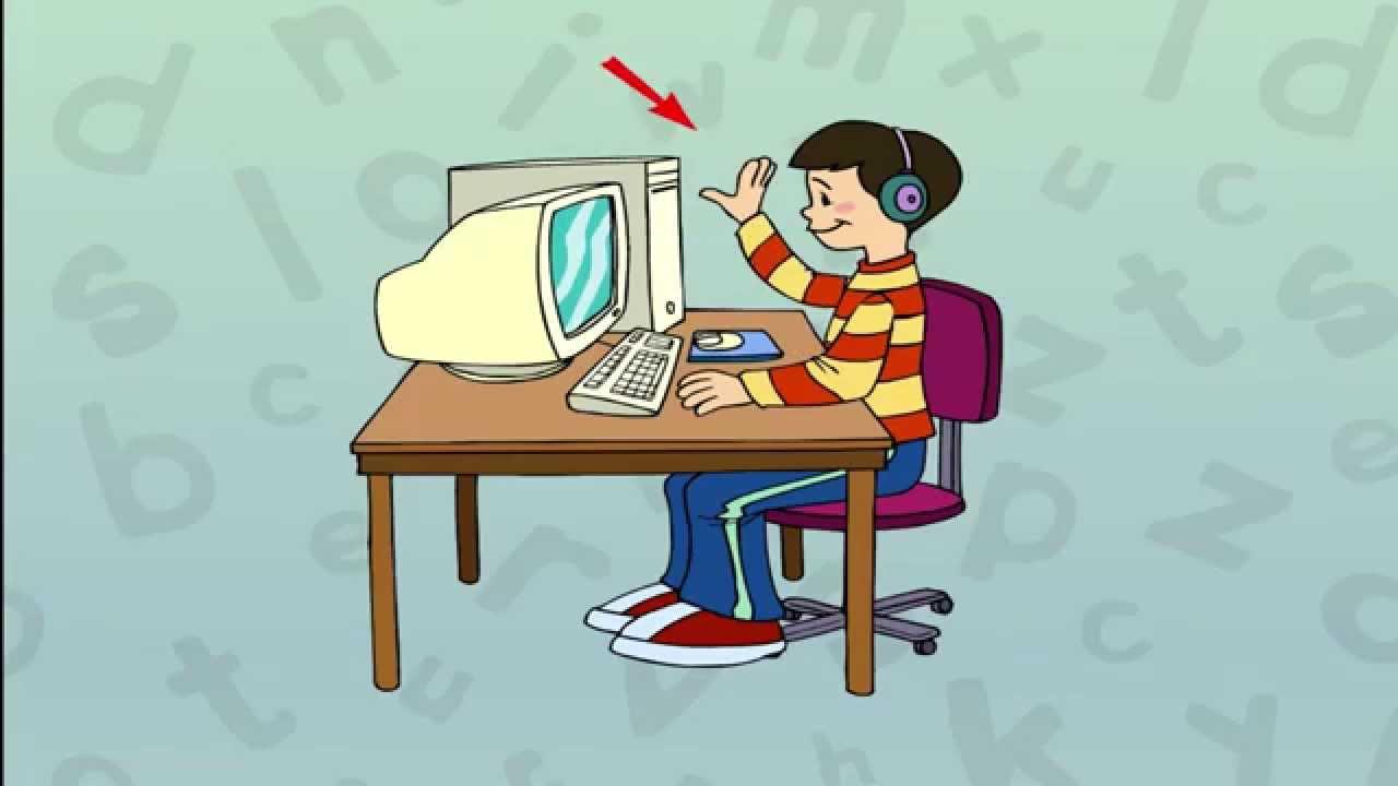 Consejos para el uso del Ordenador en niños