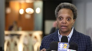 Chicago Mayor Lori Lightfoot Gives Update on Coronavirus Response | NBC News (Live Stream Recording)