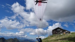 10437 m HIKE AND FLY WORLD RECORD