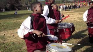Lowes Grove Middle School Drum Line