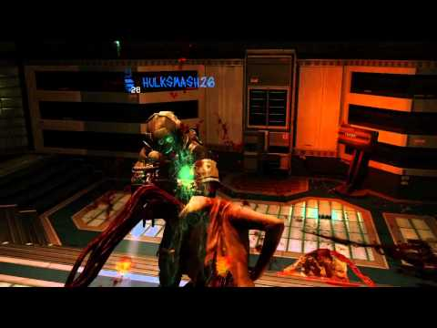 Unleashing Your Evil Side In Dead Space 2 Multiplayer