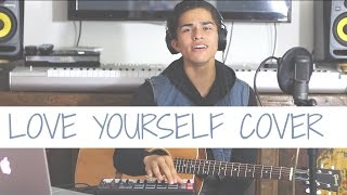 Love Yourself by Justin Bieber | Cover by Alex Aiono