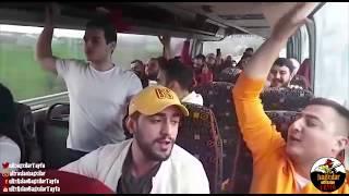 Kal Gittiğin Yerde Mutlu Ol UltrAslan Deplasman Otobüsü