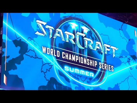 Starcraft 2 WCS 2019 after movie