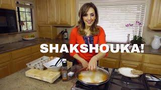 BEST MIDDLE EASTERN BREAKFAST:SHAKSHOUKA! شكشوكة