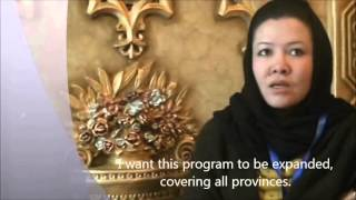 Alumni of Global Rights Law Programs in Afghanistan (3 of 3)